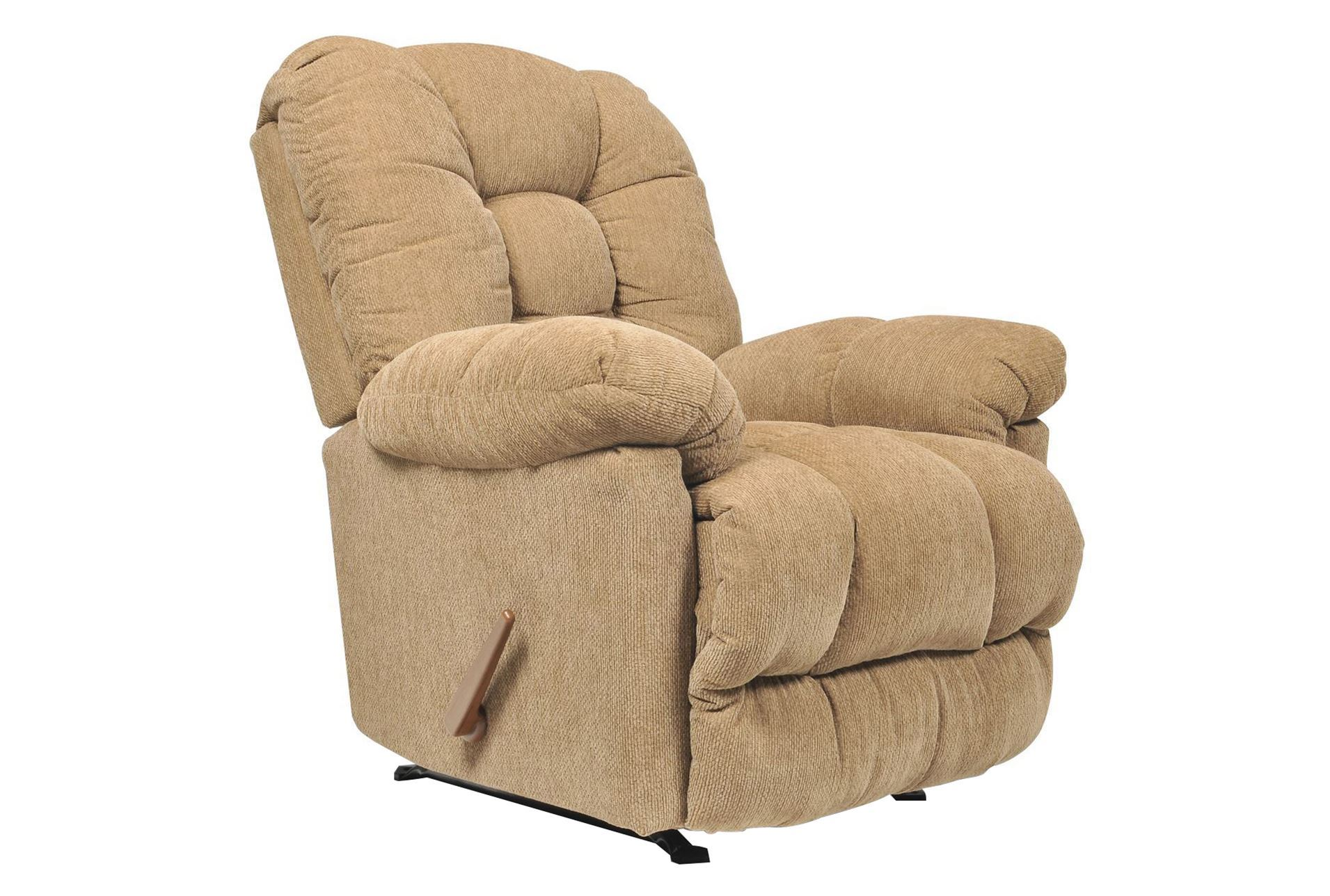 Living Spaces Recliners : Orlando Rocker Recliner - Living Spaces
