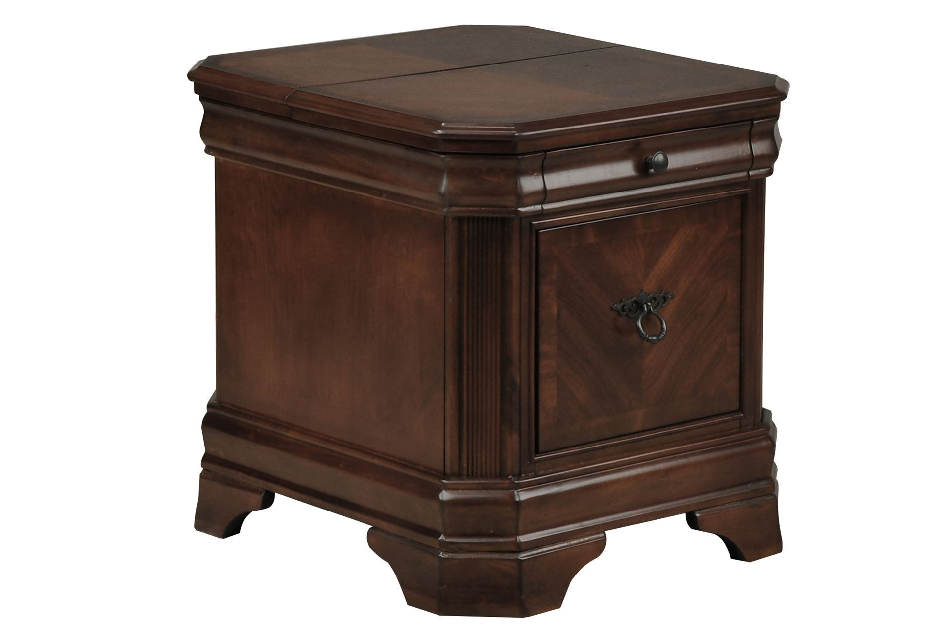 hamlyn storage end table living spaces