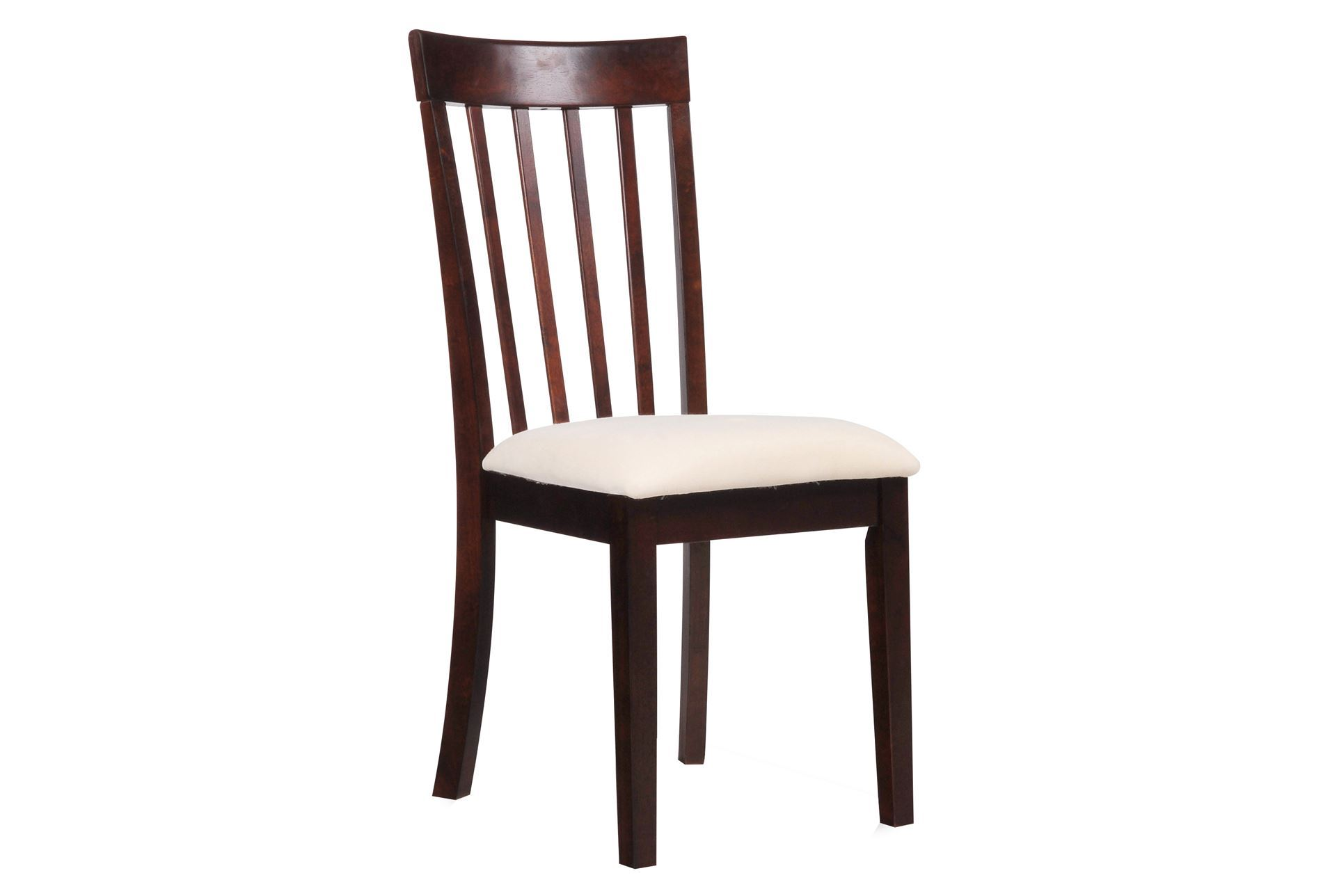 Ross side chair living spaces for Dining room end chairs