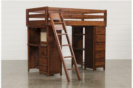 Sedona Loft Bed - Main