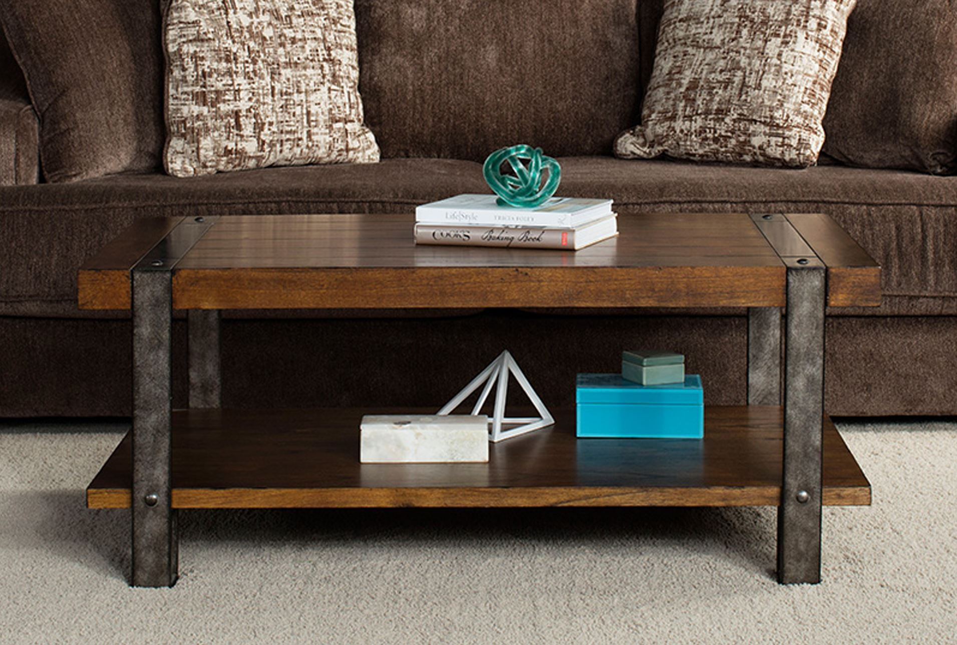 Marley Rectangle Coffee Table Living Spaces