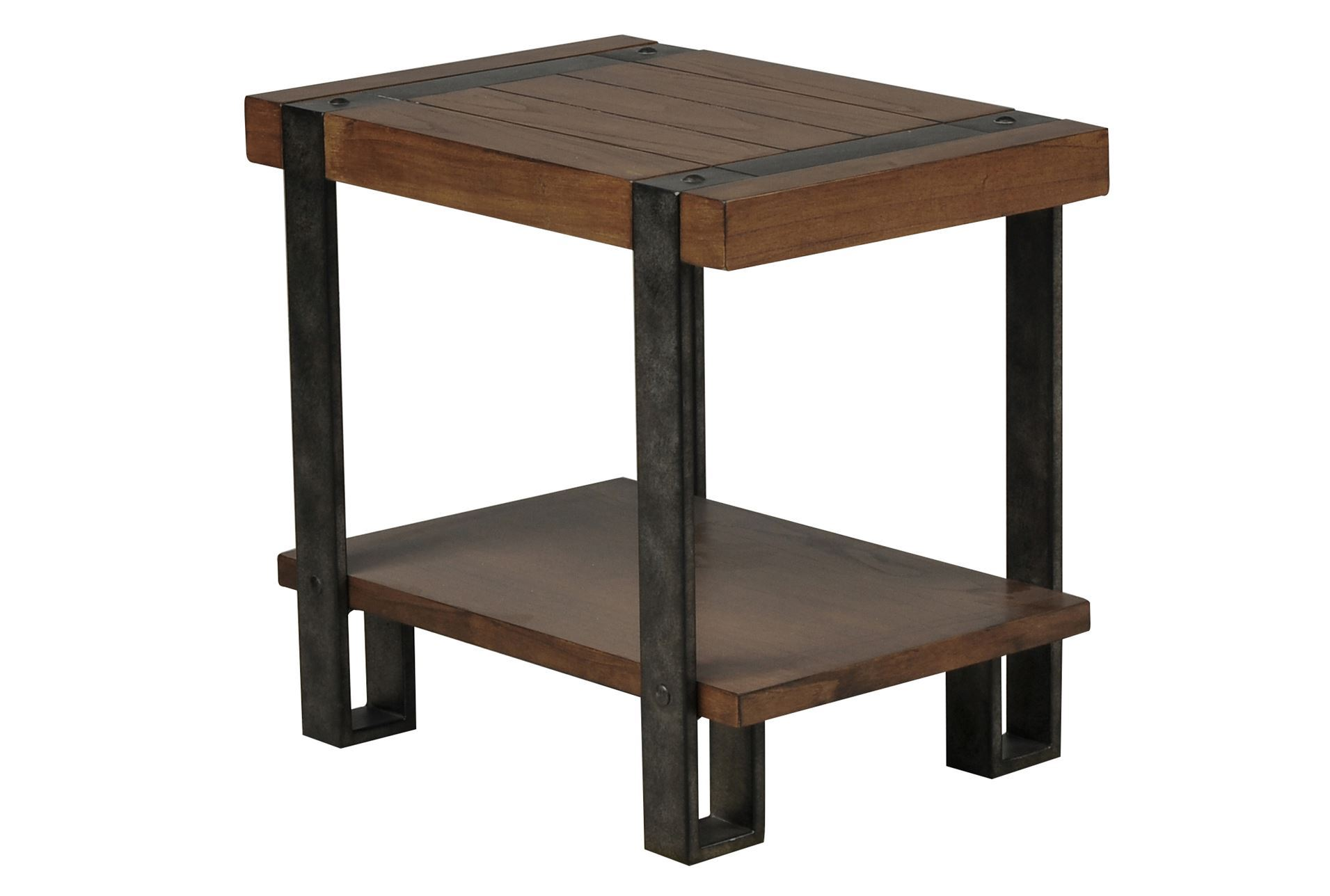 Marley Chairside Table Living Spaces