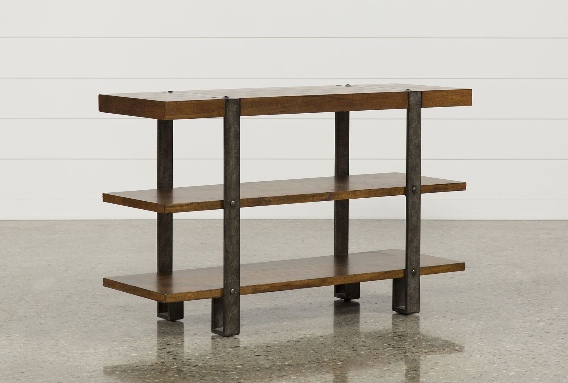 Marley sofa table living spaces for Living spaces sofa table