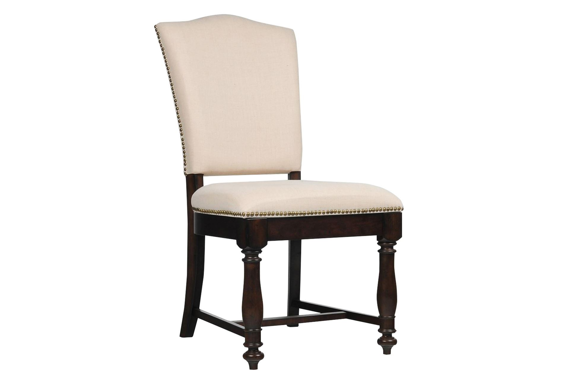 Arlo upholstered side chair living spaces - Upholstered chairs for small spaces concept ...