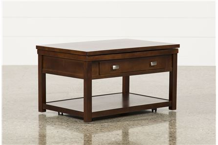Coylin Square Coffee Table Living Spaces