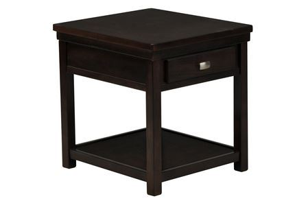 Hatsuko End Table - Signature