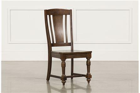 Arlo Wood Side Chair - Main