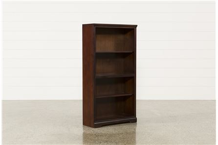 Quincy 60 Inch Bookcase - Main