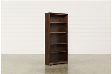 Quincy 72 Inch Bookcase - Main