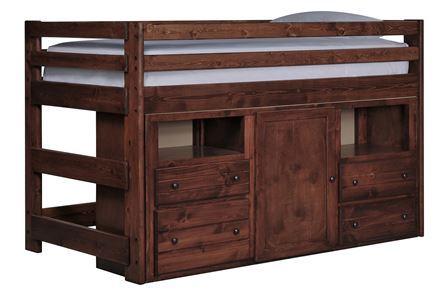 Sedona Junior Loft Storage Bed - Main