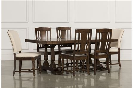 Arlo Combo 7 Piece Dining Set - Main