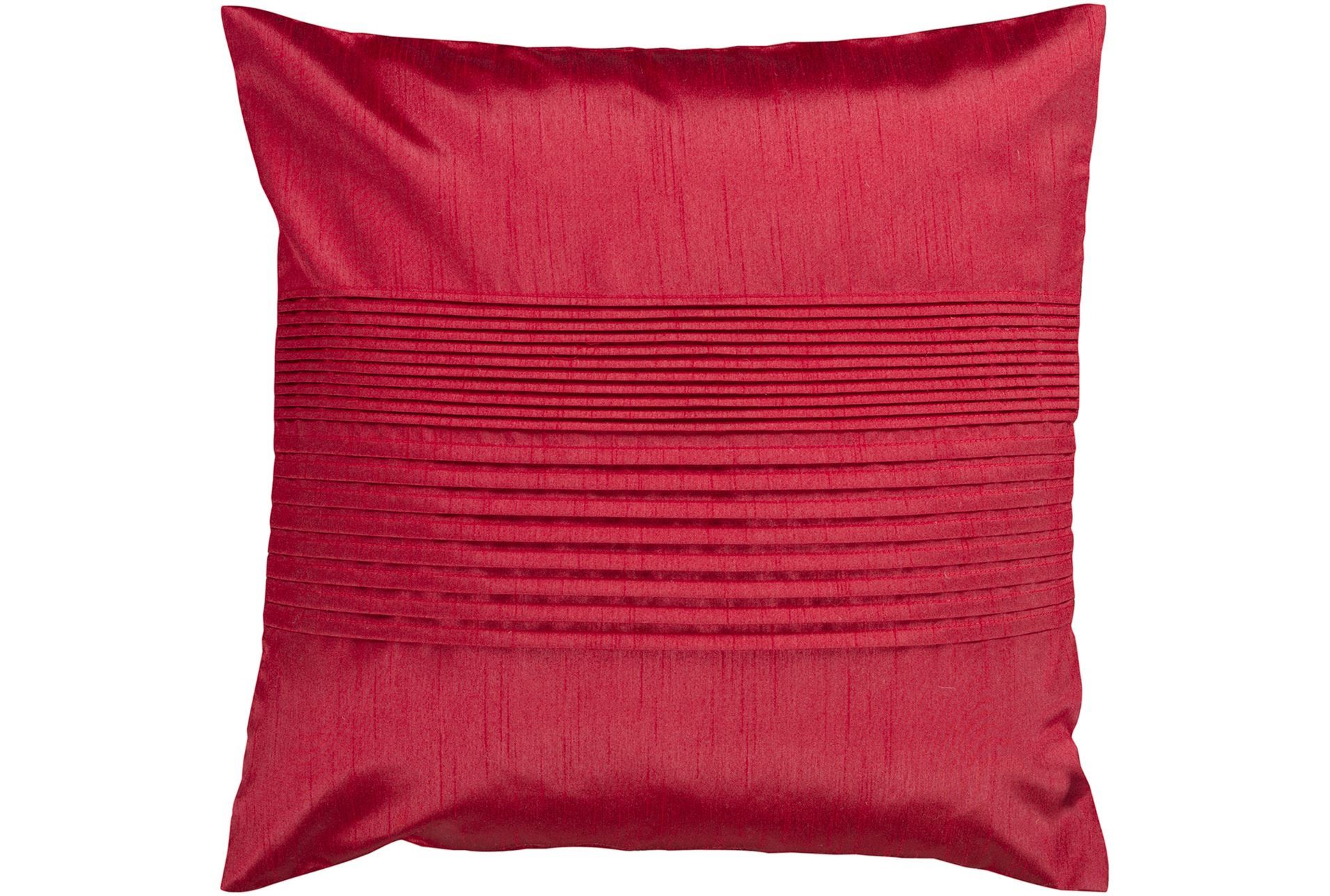 Decorative Pillows Living Spaces : Accent Pillow-Red 18X18 - Living Spaces