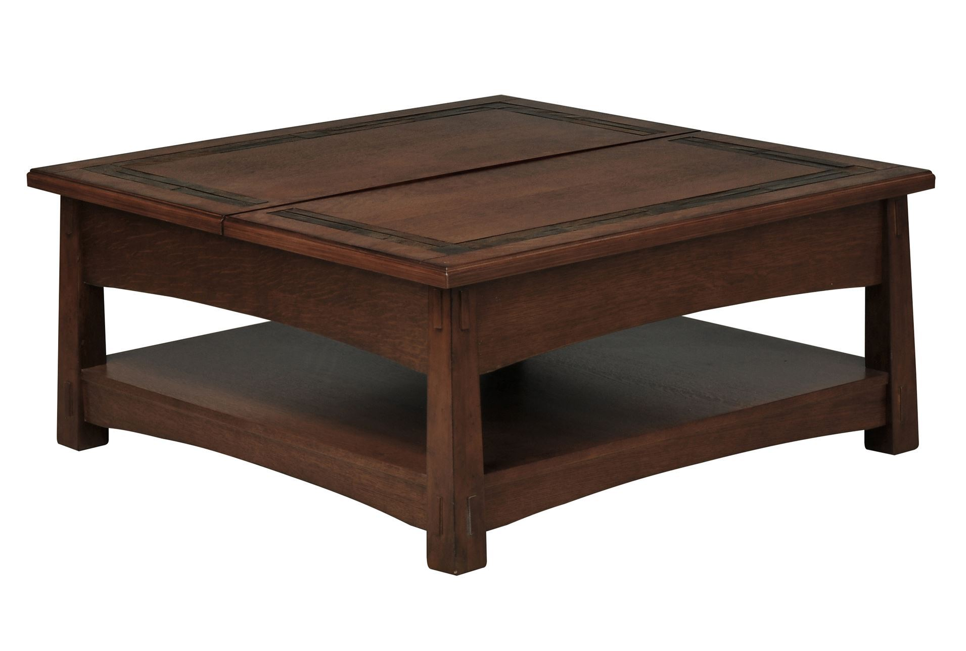 Extra large square coffee table 2 Large square coffee table