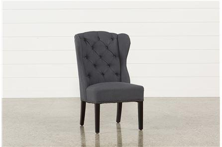 Wilhelmina Granite Side Chair - Main