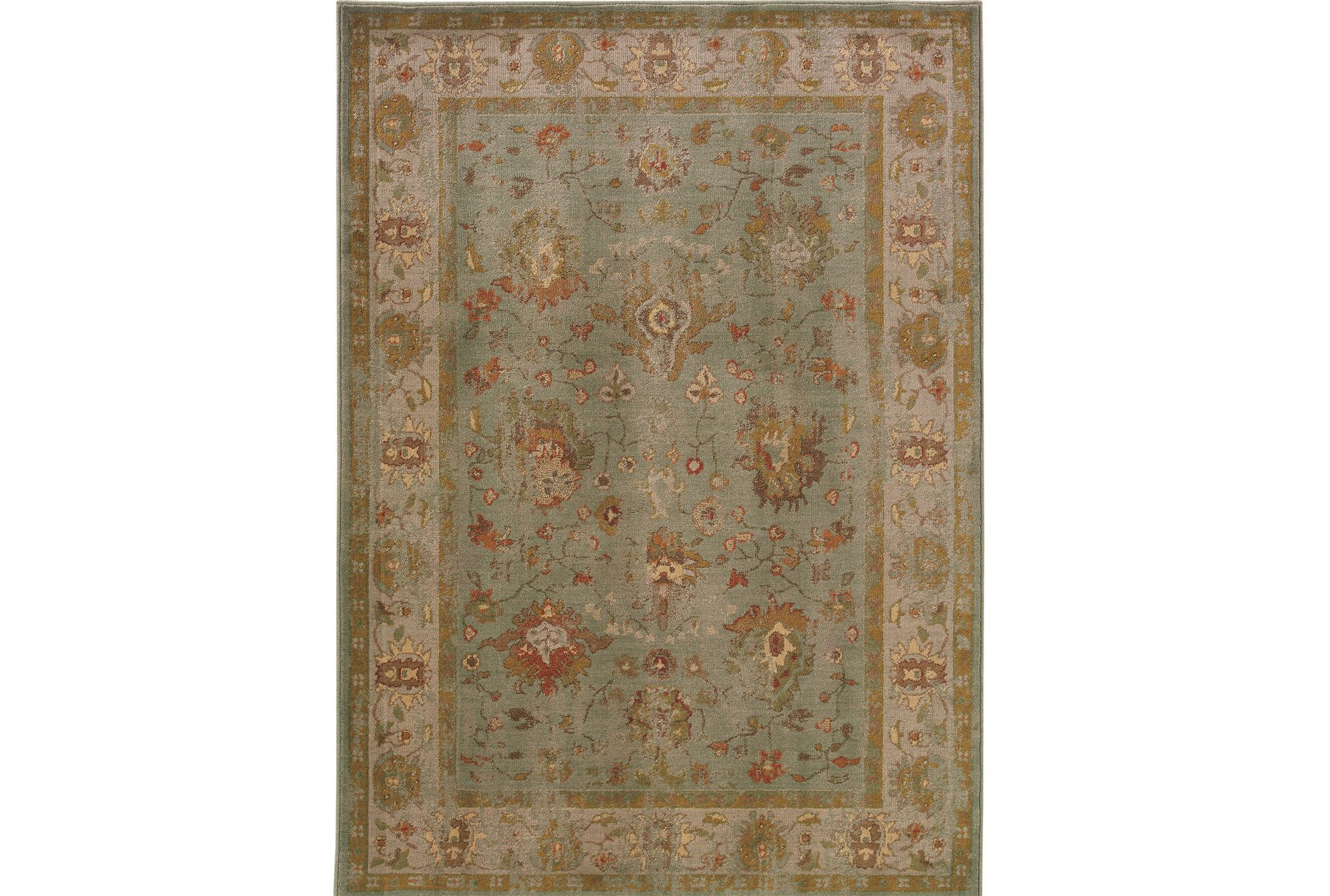 94x130 rug ambrose sky living spaces