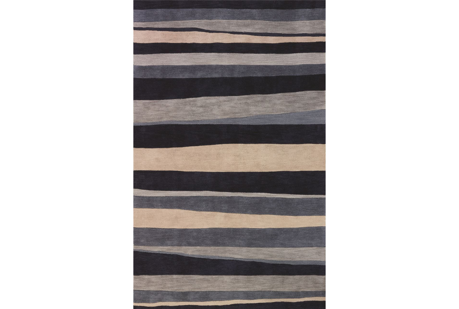 60x93 rug coastal waves living spaces for Living spaces rugs