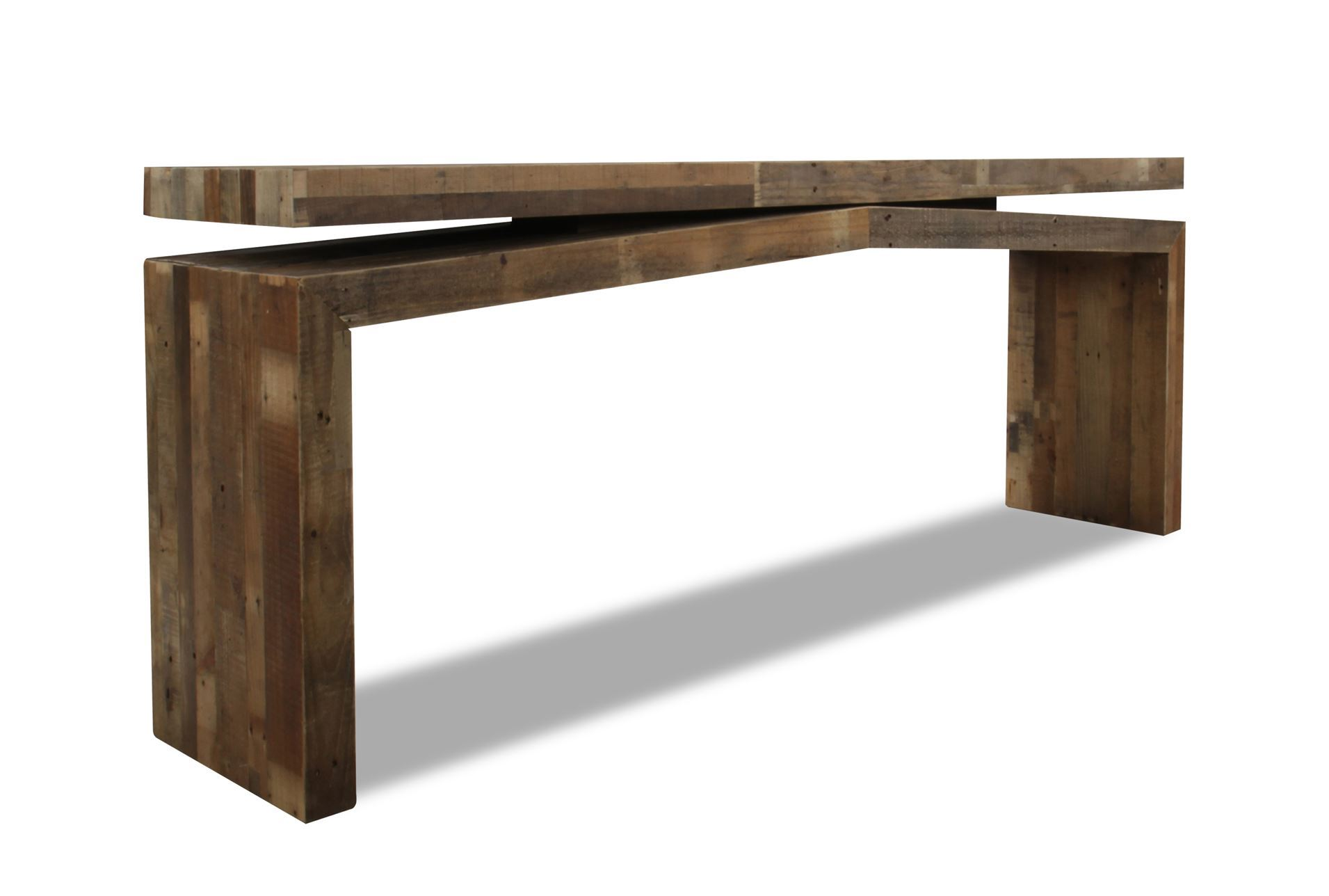 Tahoe ii console table living spaces for Living spaces sofa table
