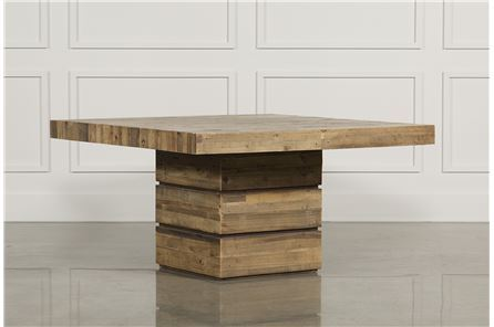 Tahoe II 58 Inch Square Dining Table - Main