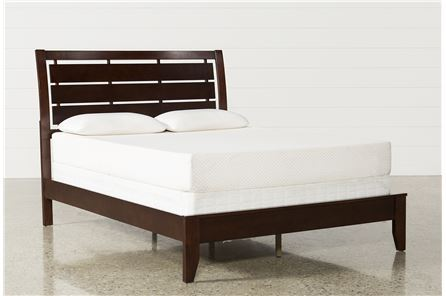 Chad Eastern King Panel Bed - Main