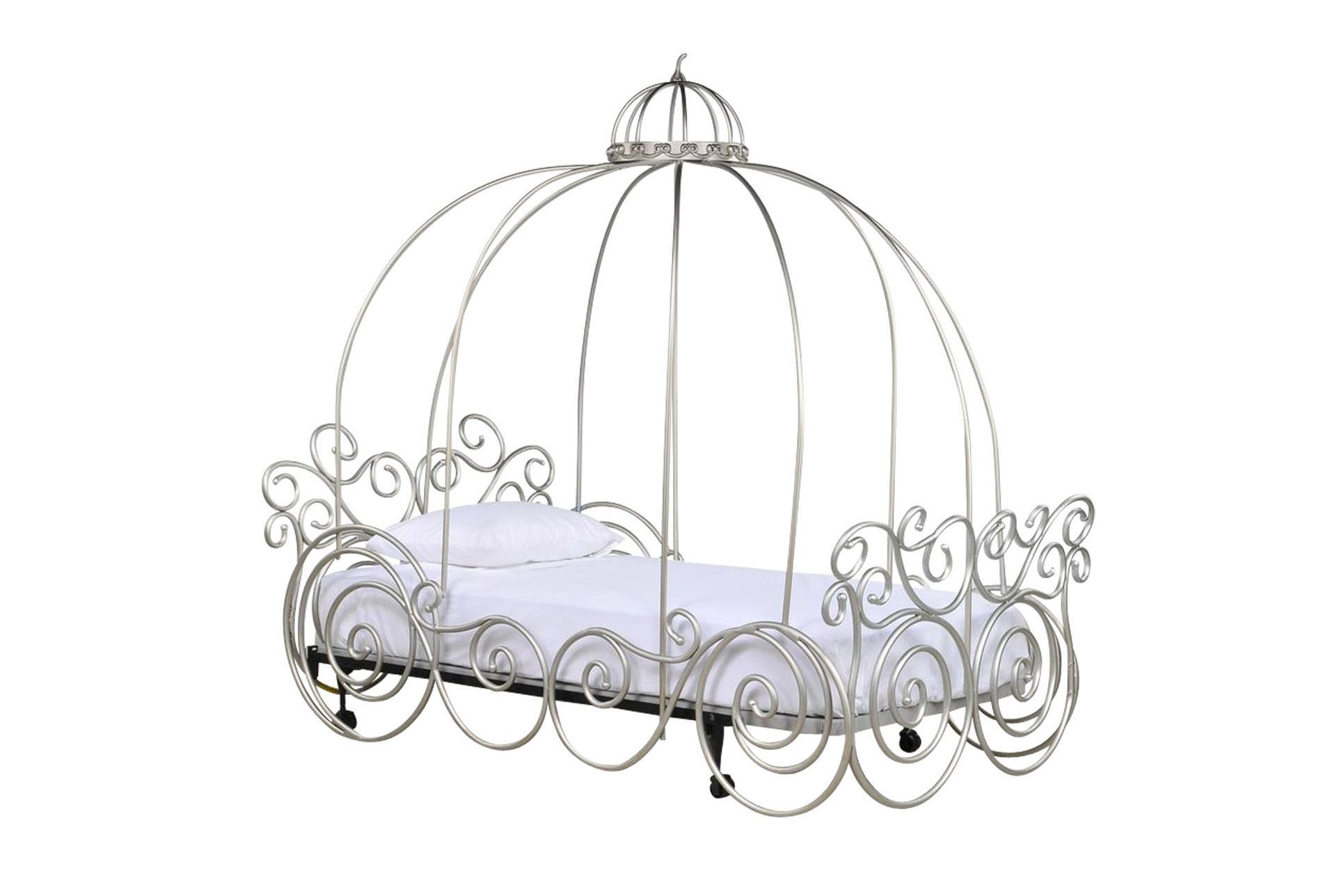 Design Cinderella Carriage Bed disney princess carriage bed lookup beforebuying twin bed