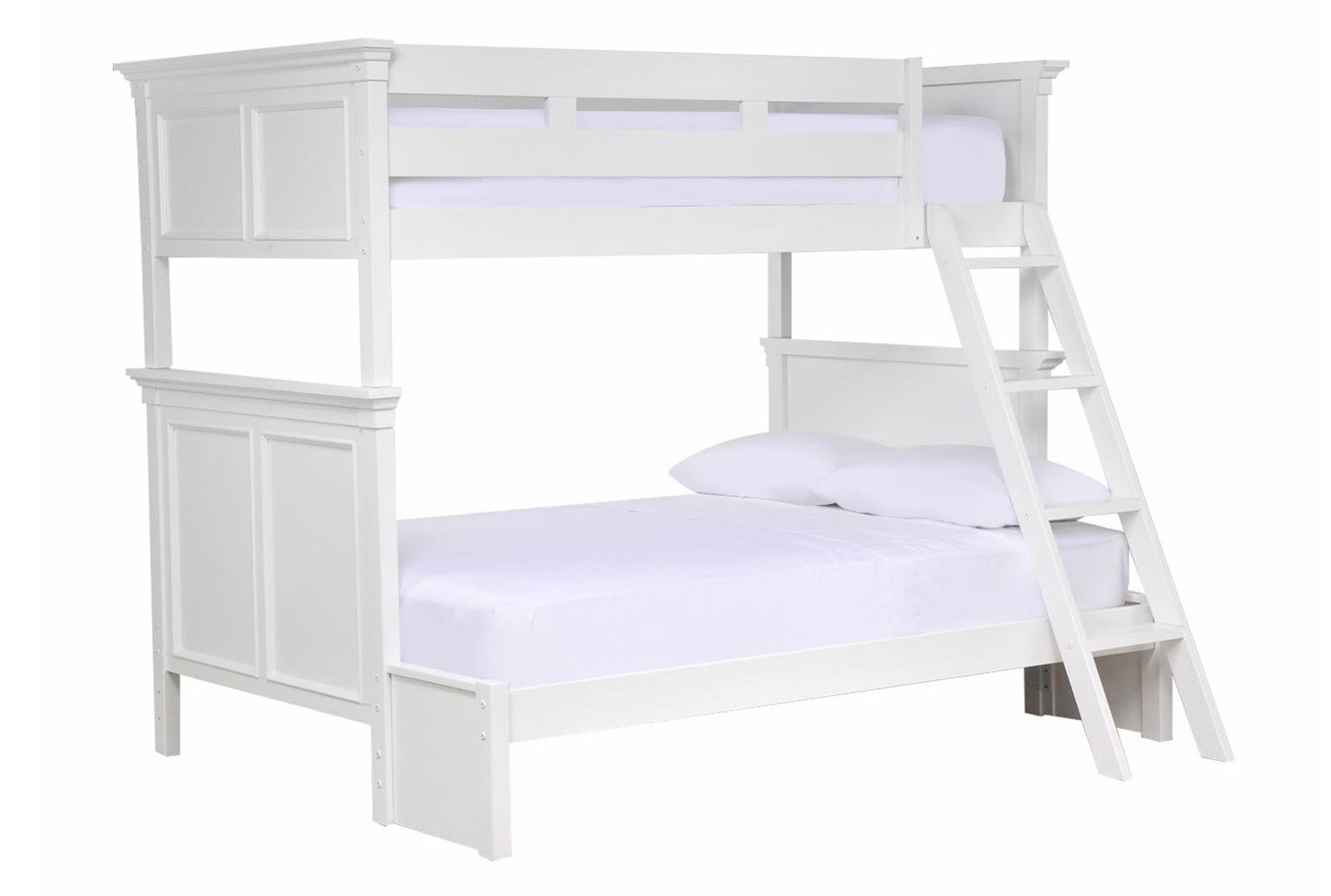 Albany twin full bunk bed living spaces for Living spaces full bed
