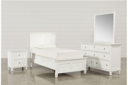 Albany Twin 4 Piece Bedroom Set - Main