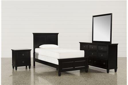 Savannah Twin 4 Piece Bedroom Set - Main