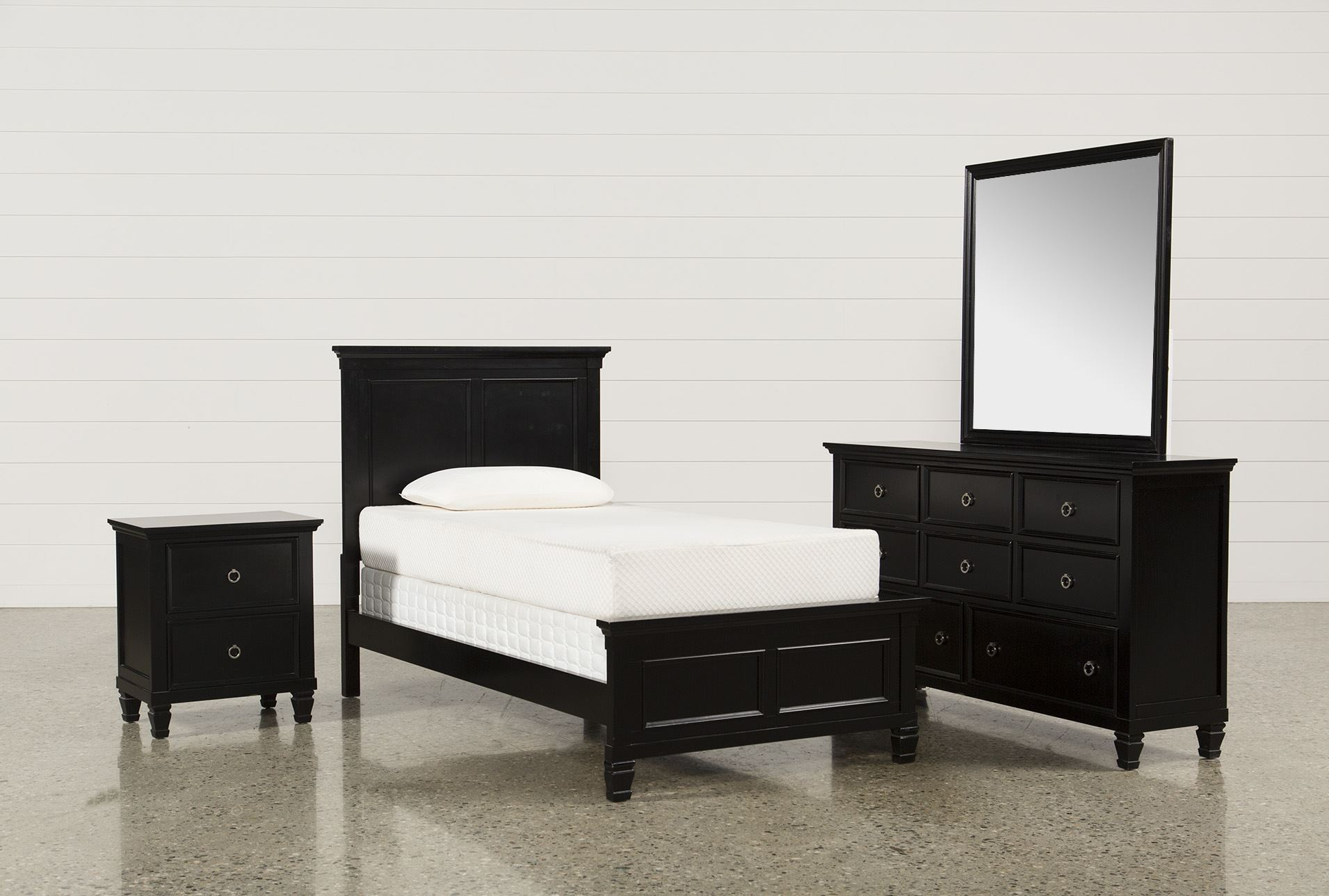 savannah twin 4 piece bedroom set living spaces