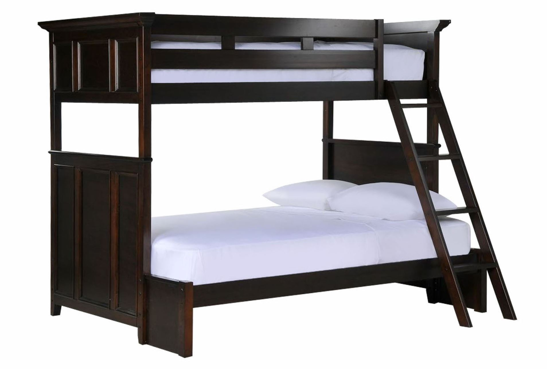 Dalton twin full bunk bed living spaces for Living spaces full bed