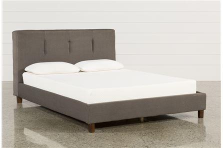 Masterton California King Upholstered Platform Bed - Main