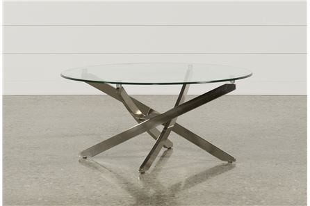 Torrin Round Cocktail Table