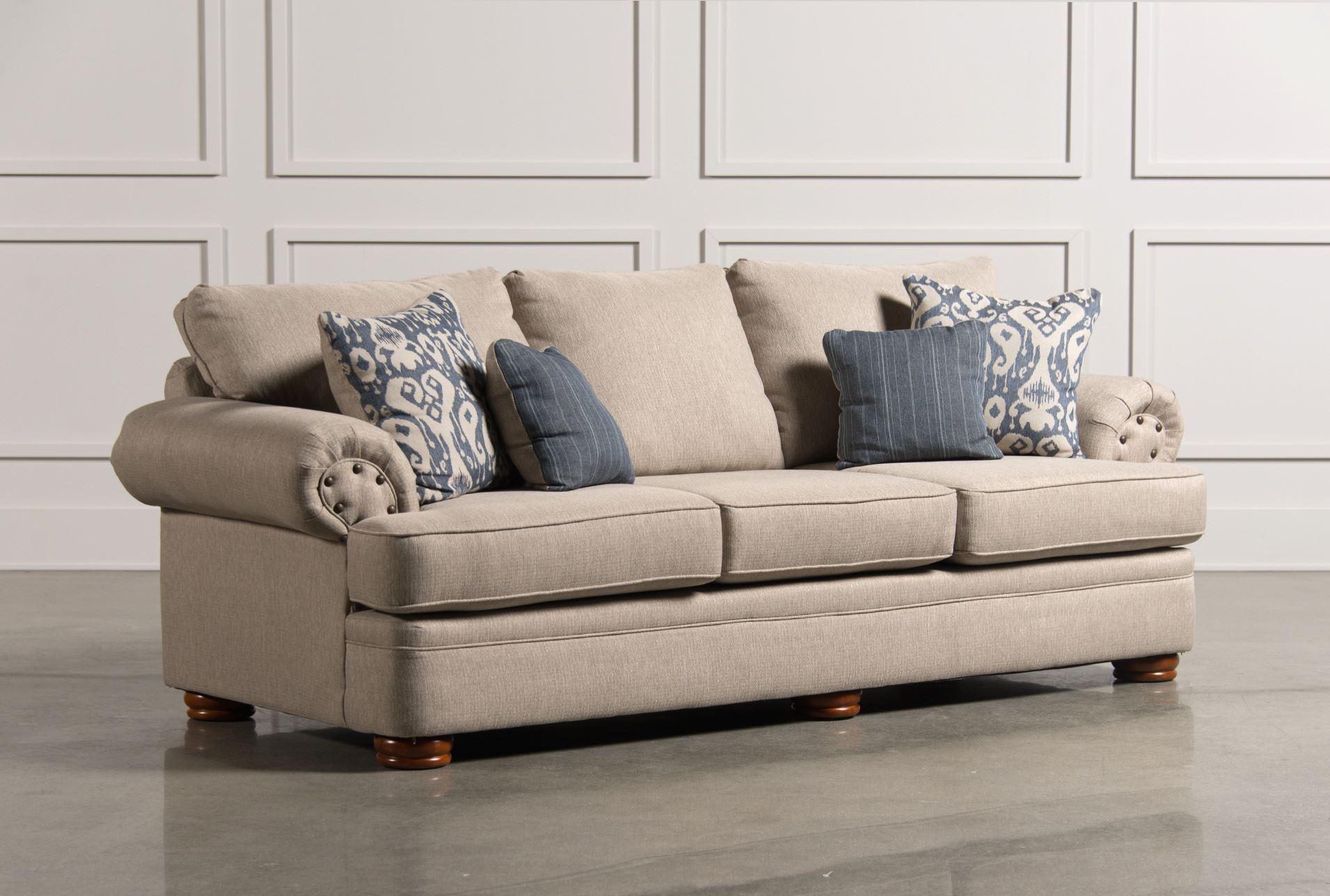 Bridgeport Sofa Living Spaces