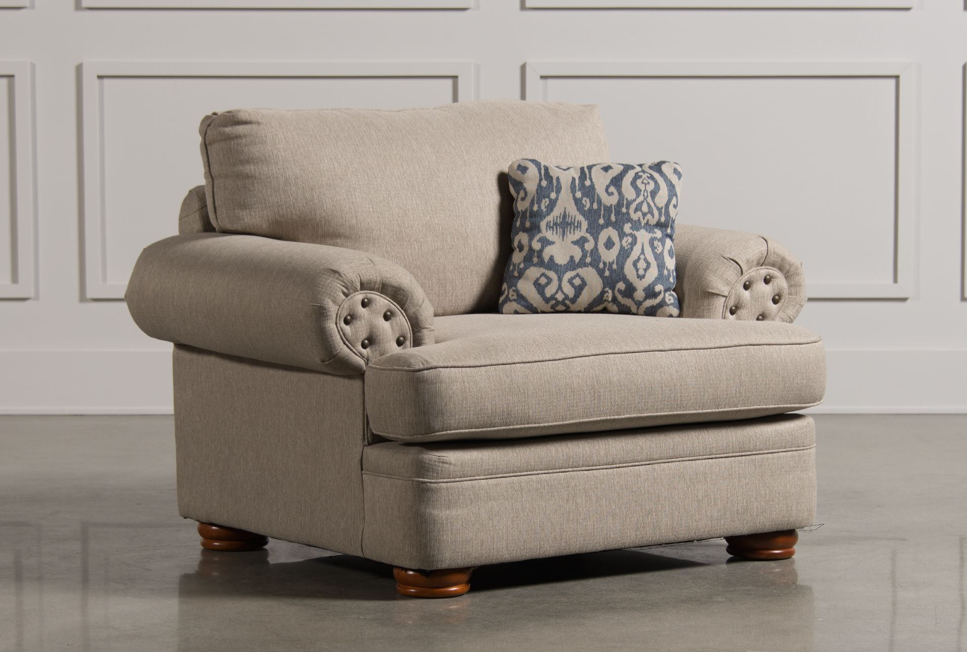 Beige traditional living room furniture living spaces Living spaces furniture