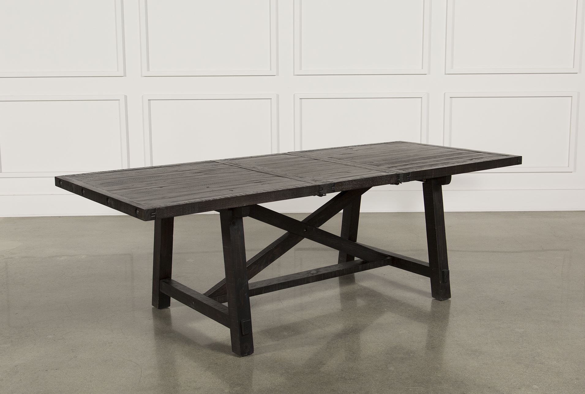 Jaxon Rectangle Dining Table - Living Spaces
