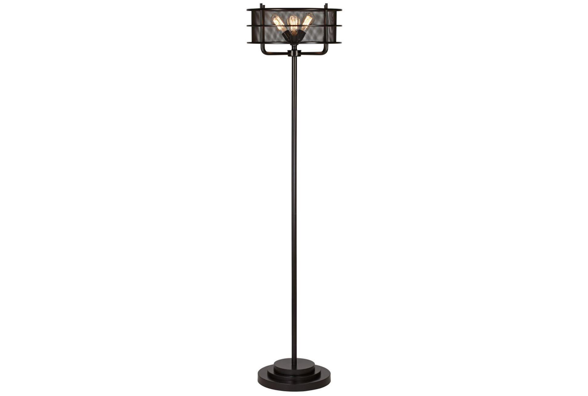 Floor Lamp Ovation Industrial Living Spaces