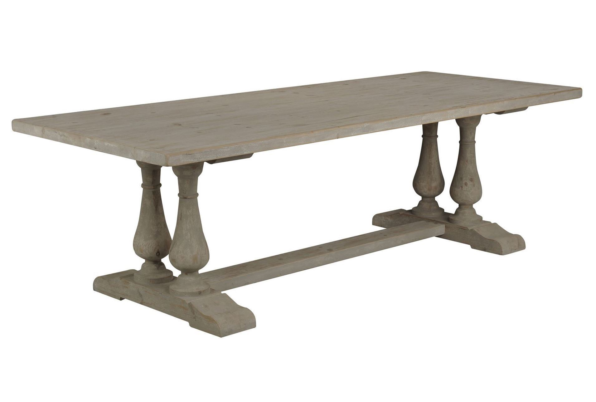 Soleil Trestle Dining Table Living Spaces