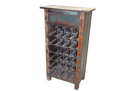 Otb Yadira Wine Cabinet - Main