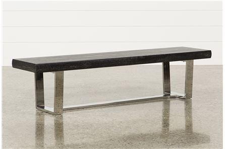 Bateau Grey Bench - Main