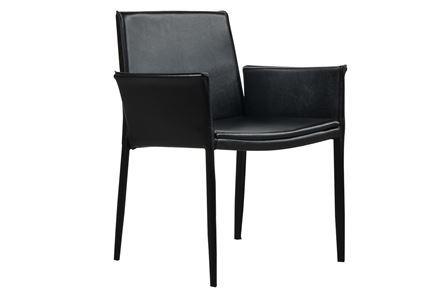 Carino Black Side Chair - Main