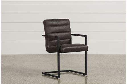 Jason Coffee Arm Chair - Main