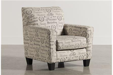 Alenya Quartz Accent Arm Chair - Main