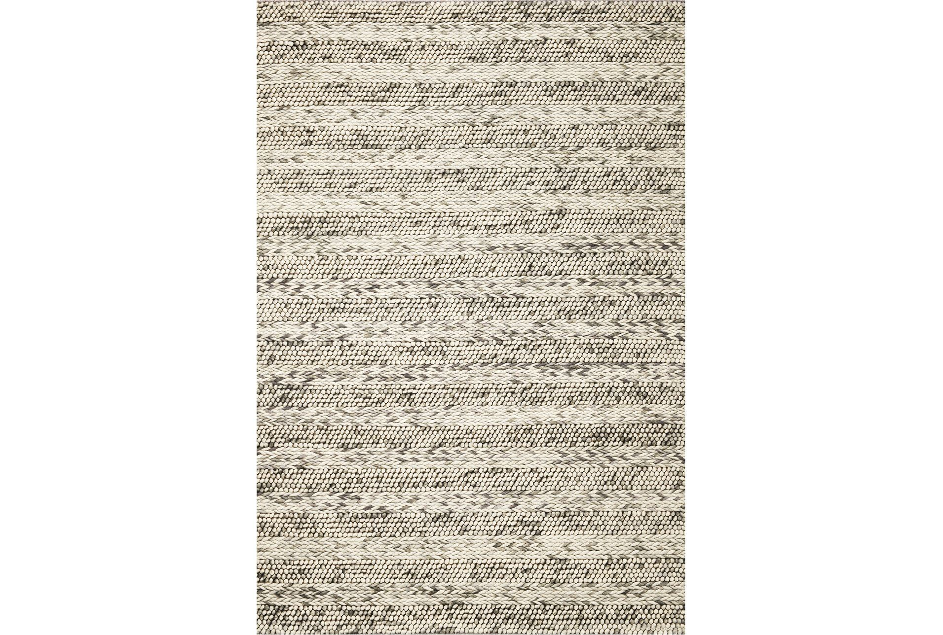 90x114 Rug Charlize Heather Coal Living Spaces