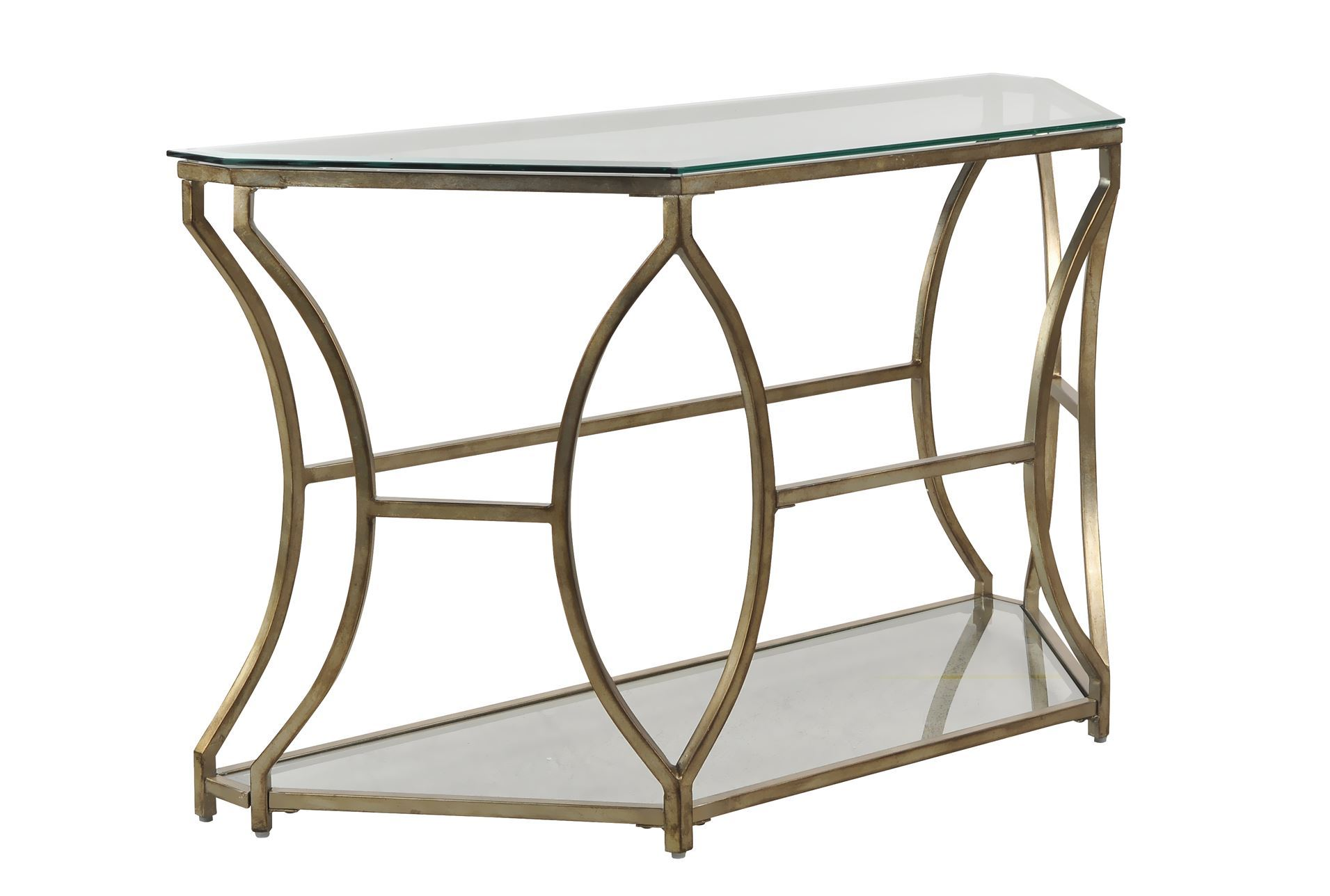 Lexie sofa table living spaces for Living spaces sofa table
