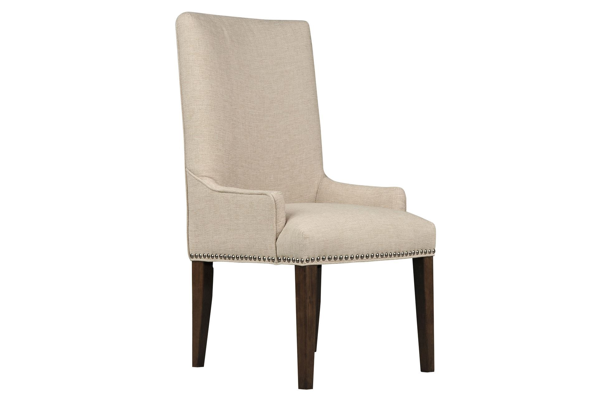 Cooper upholstered side chair living spaces - Upholstered chairs for small spaces concept ...