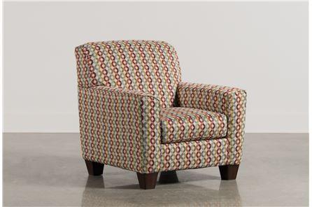 Hannin Spice Accent Chair - Main