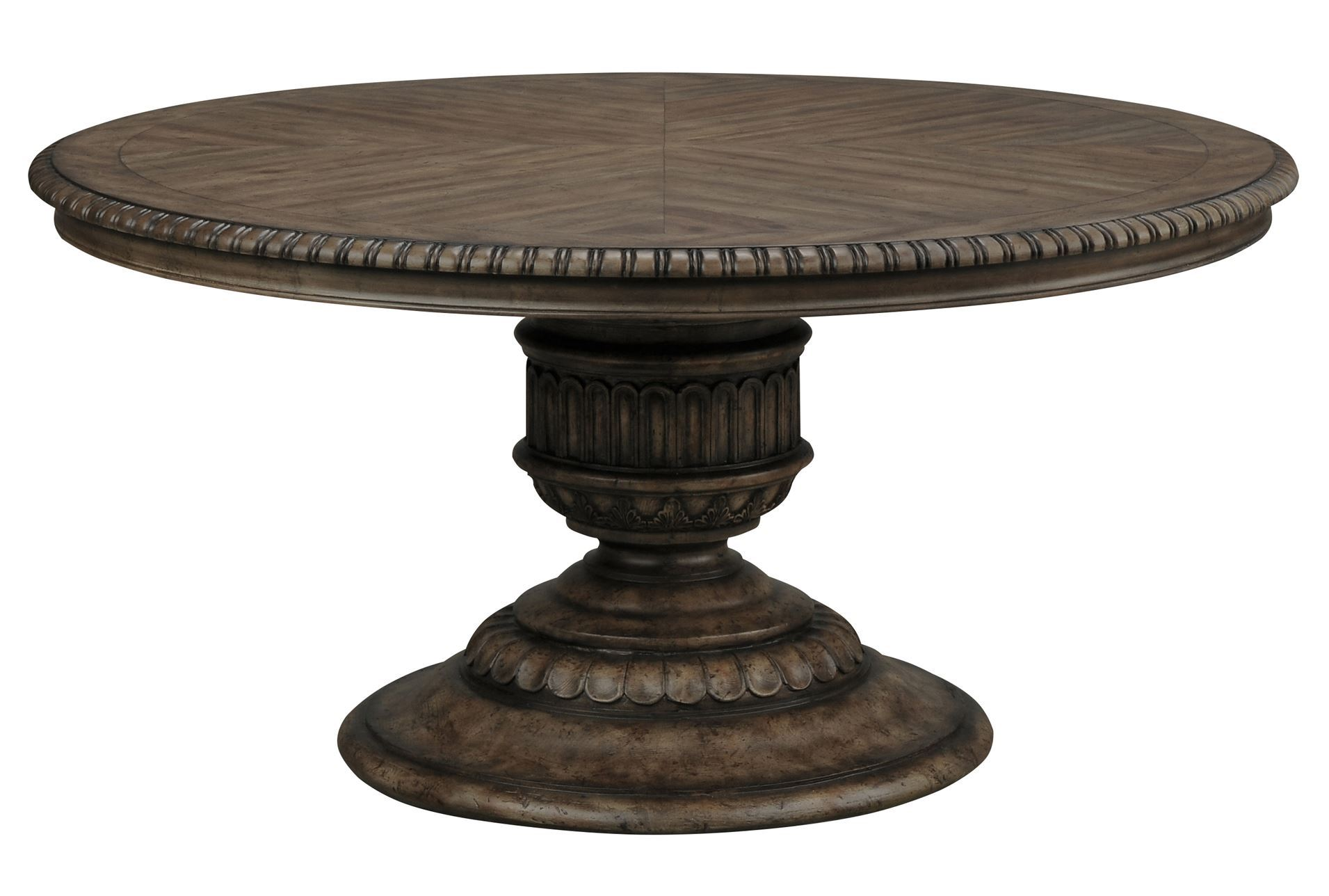 Ismene Round Dining Table Living Spaces