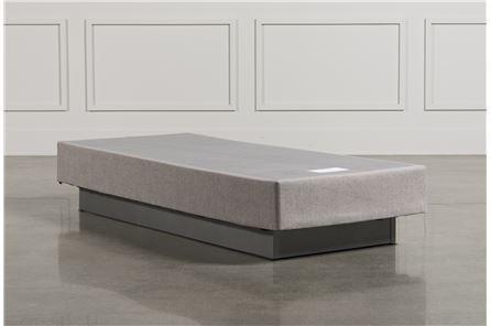 Tempur Flat Grey Twin Extra Long Foundation - Main