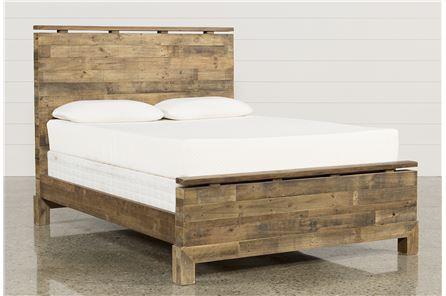 Atticus California King Platform Bed - Main
