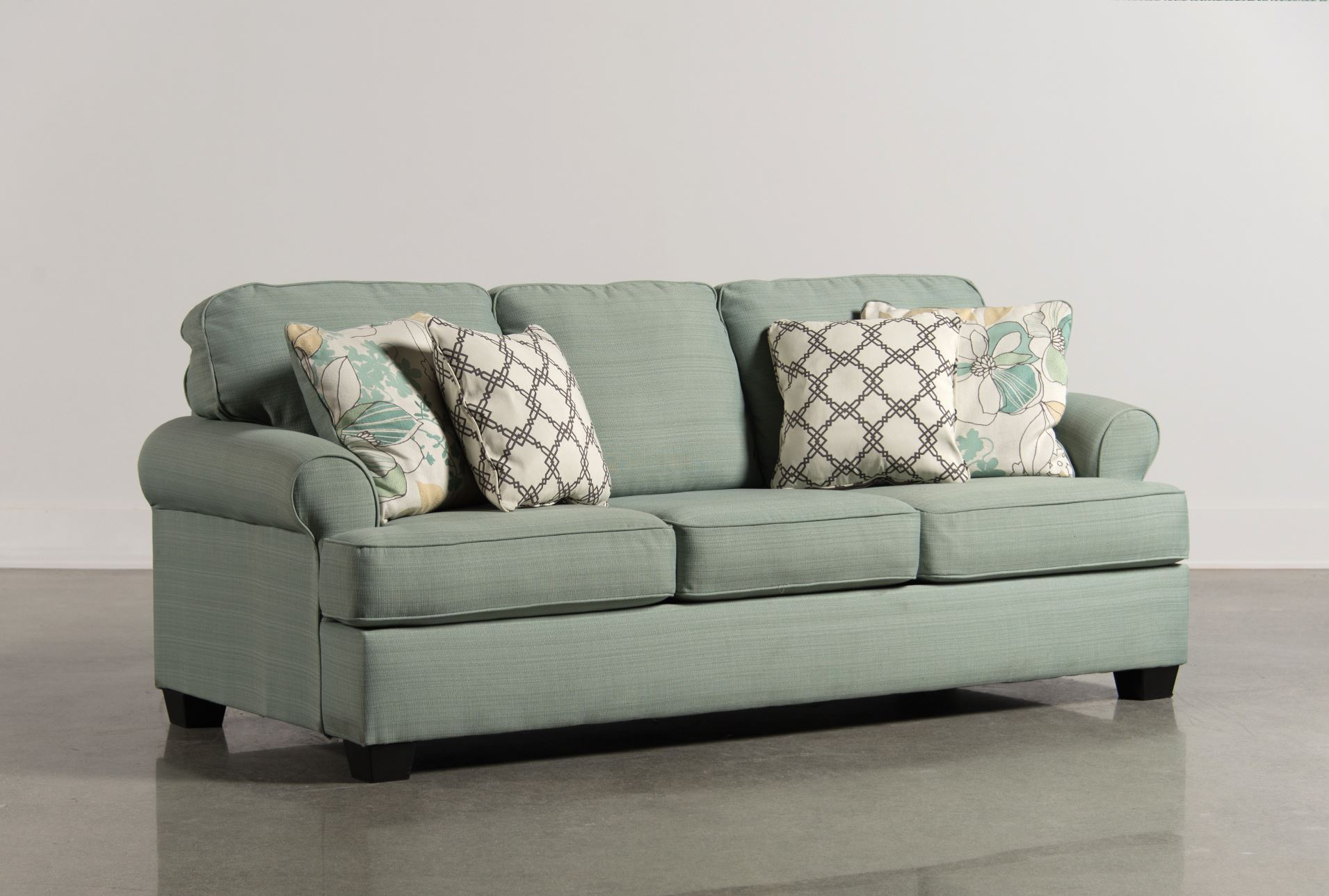 Seafoam Sofa Daystar Living Room Set Signature