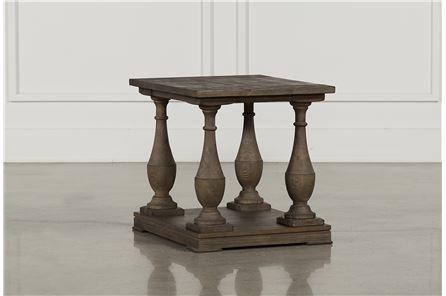Harrison Rectangle End Table - Main